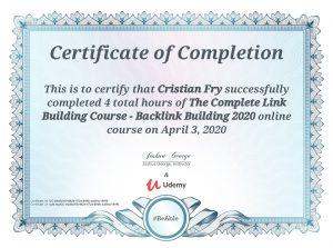 Complete Link Building Course