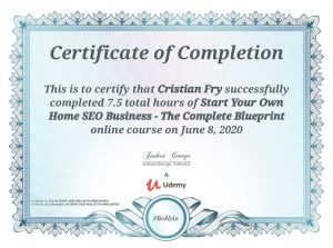 Start Your Own Home SEO Business